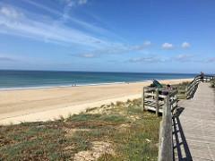 Ile de Ré beach