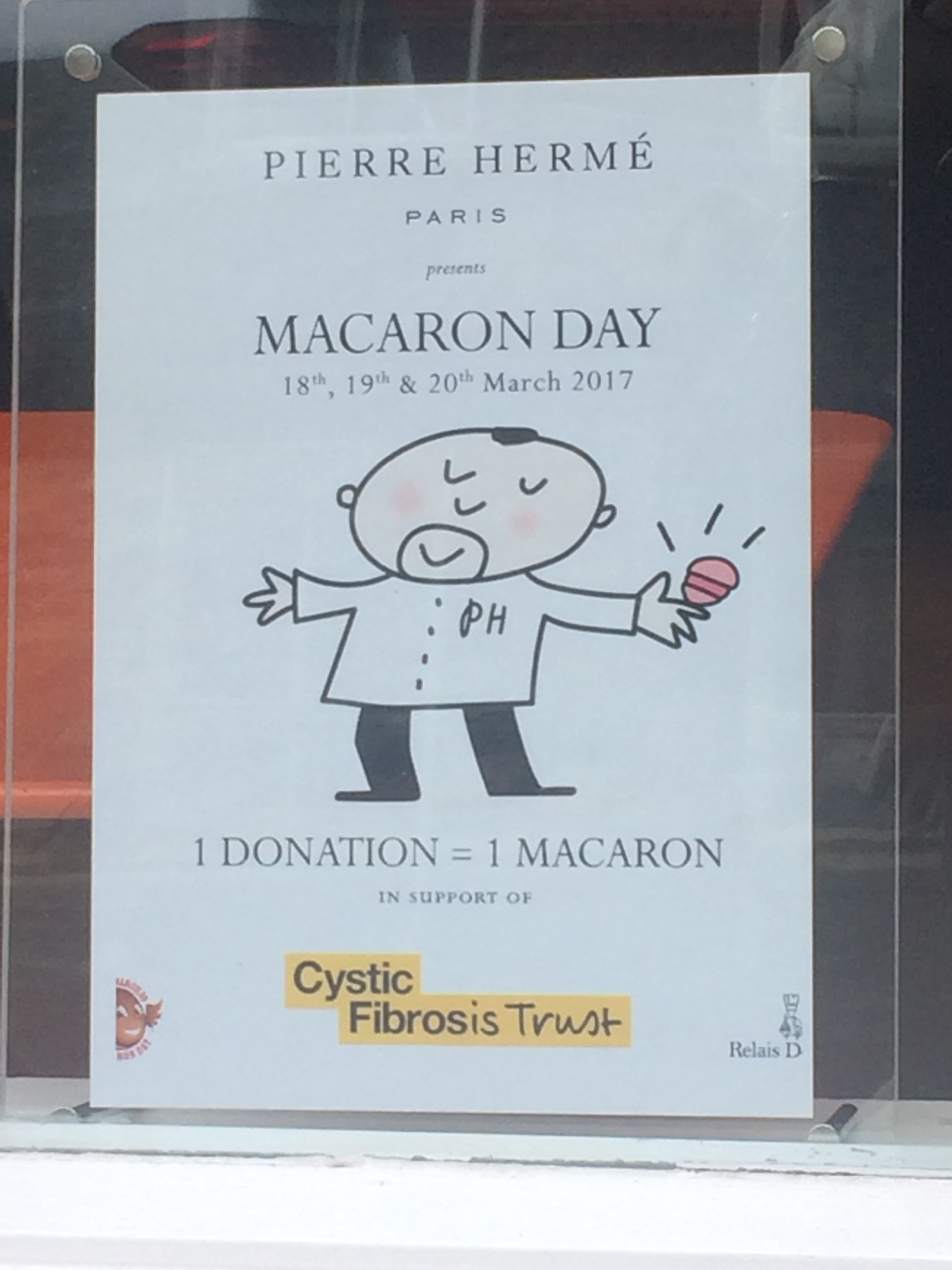 Where to find the best macarons in london french affliction for Macarons la maison du chocolat